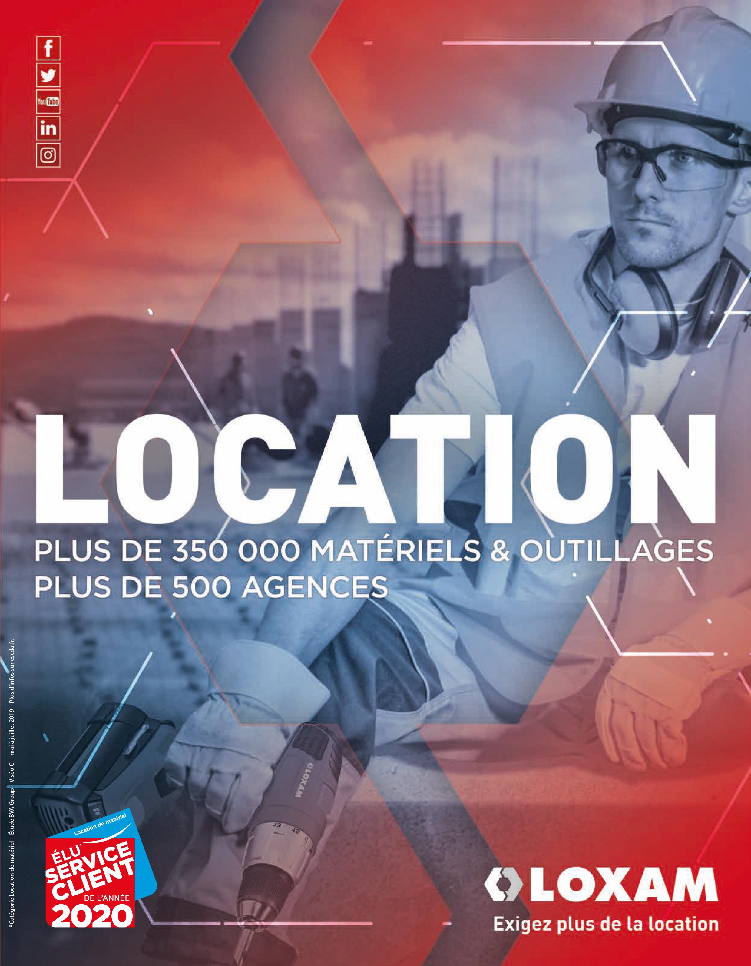 Catalogue LOXAM
