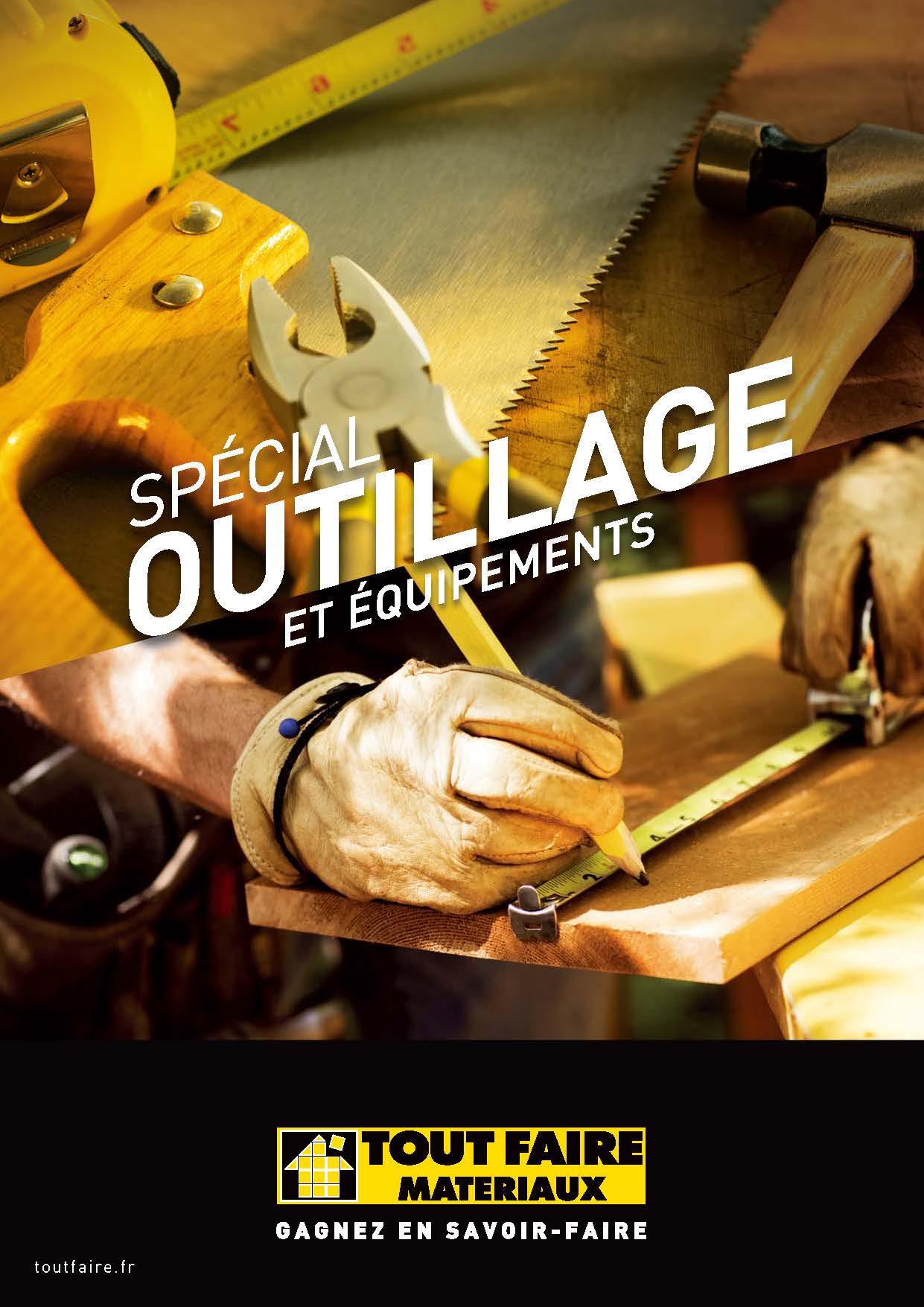 Catalogue Outillage